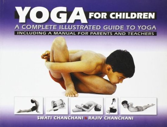 Rajiv en Swati Chanchani Yoga for Children