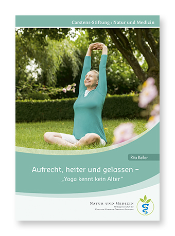 Rita Keller Yoga kennt kein Alter