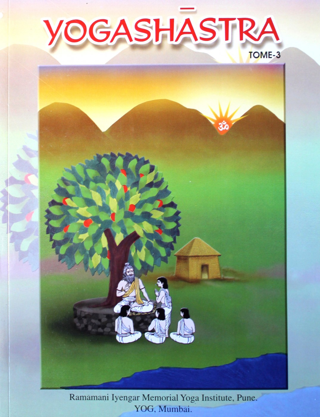 Ramamani Iyengar Memorial Yoga Institute Yogashastra Tome 3