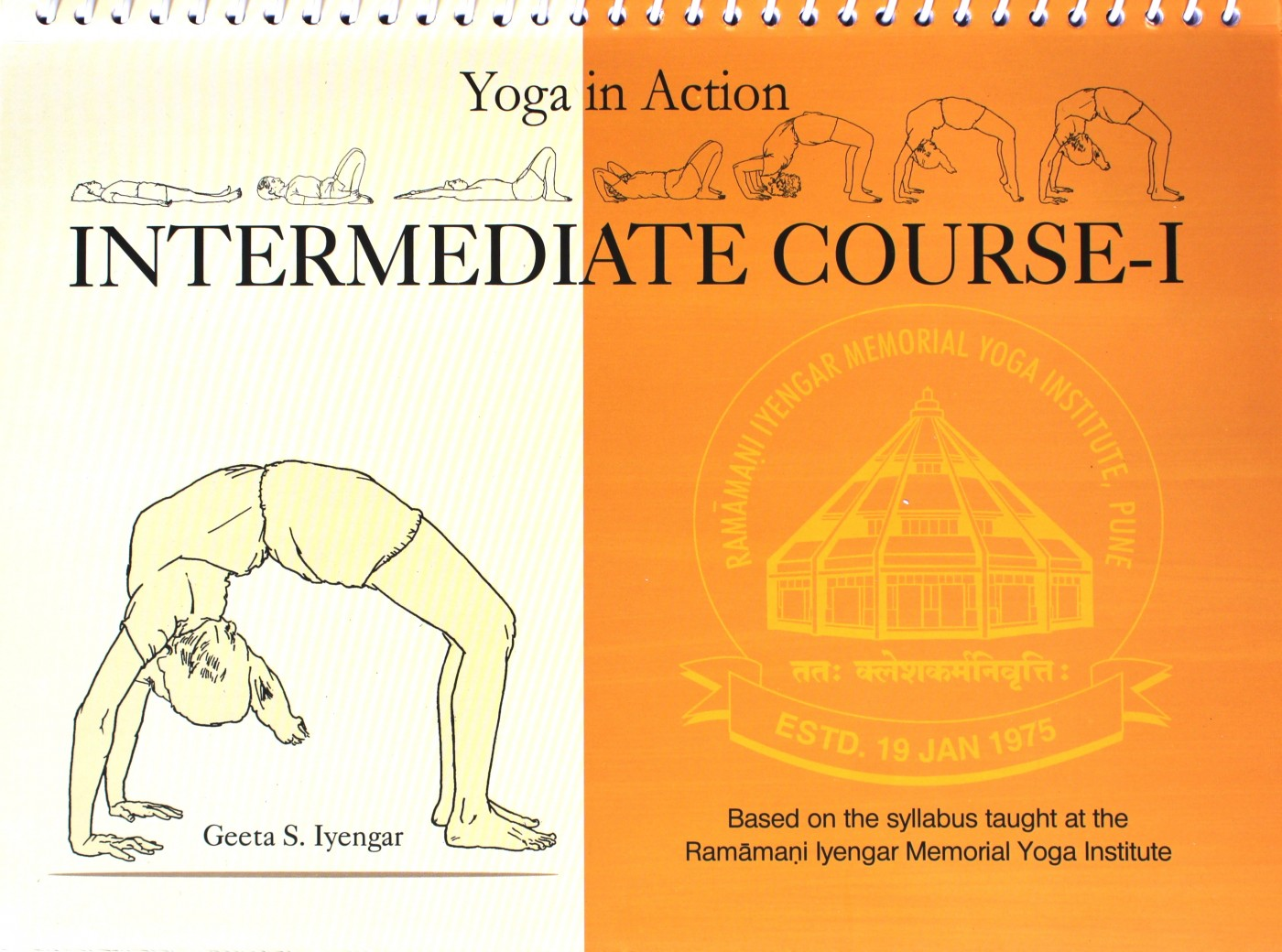 Geeta S. Iyengar Yoga in Action – Intermediate Course - I